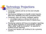 technology projections