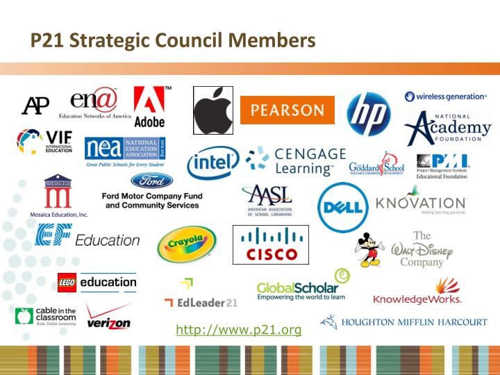 P21 Strategic Council Members