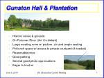 gunston hall plantation