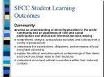 sfcc student learning outcomes1