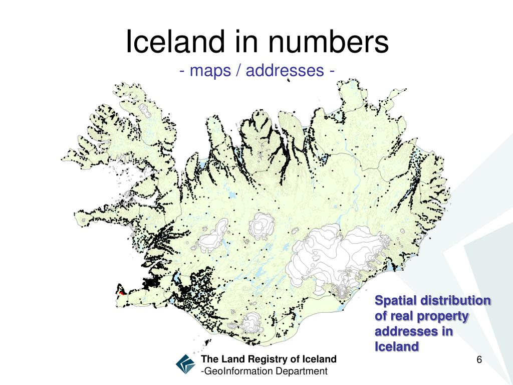 Iceland in numbers