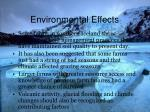 environmental effects15