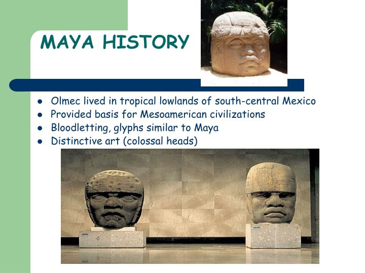 the rich and interesting history of the mayan civilization Kids learn about the timeline of the history of the maya civilization including the pre-classic, classic, and post-classic periods.