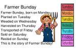 farmer bunday