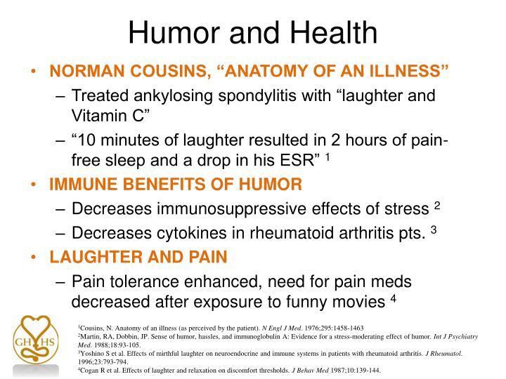 Luxury Norman Cousins Anatomy Of An Illness Summary Images Anatomy