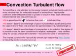 convection turbulent flow1