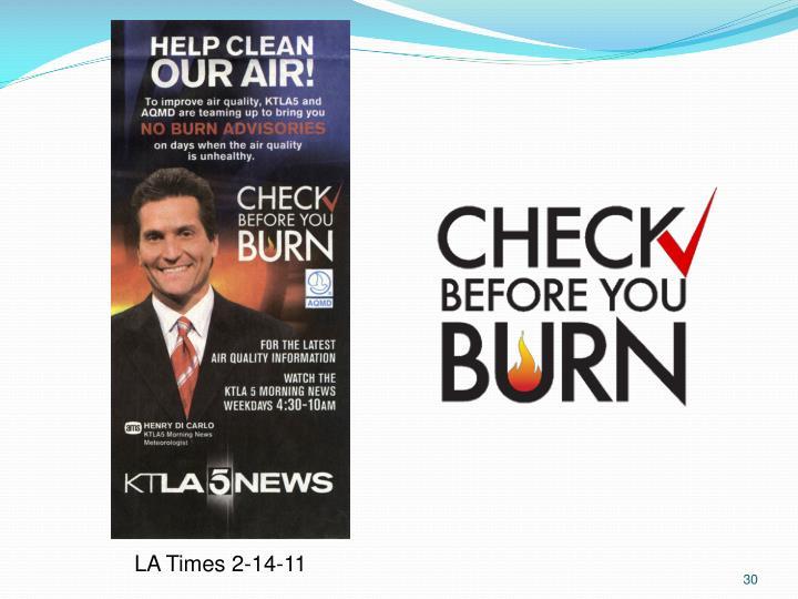 LA Times 2-14-11