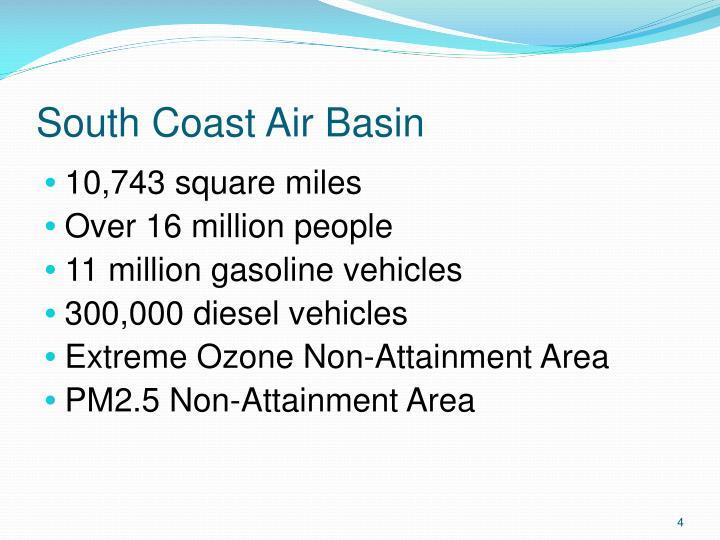South Coast Air Basin