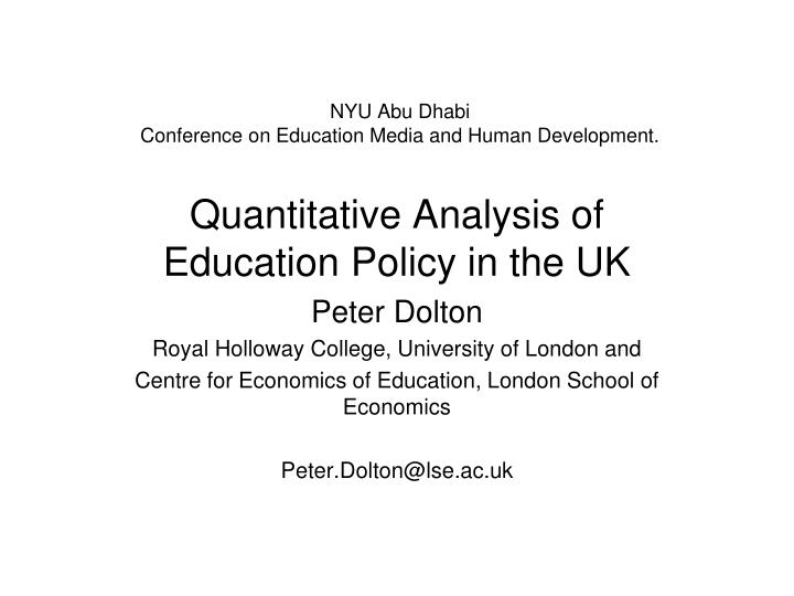 policy analysis on education Education policy analysis draws on international perspectives to provide analysis of key education policy challenges and initiatives this 2005-6 edition provides a.