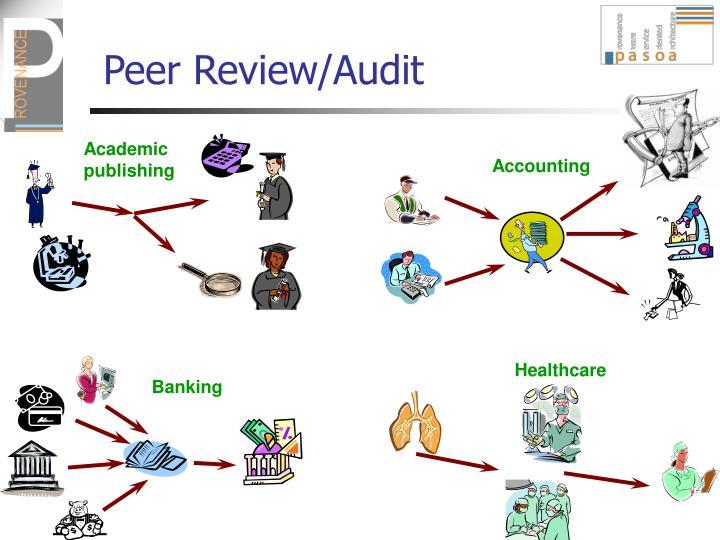 Peer Review/Audit