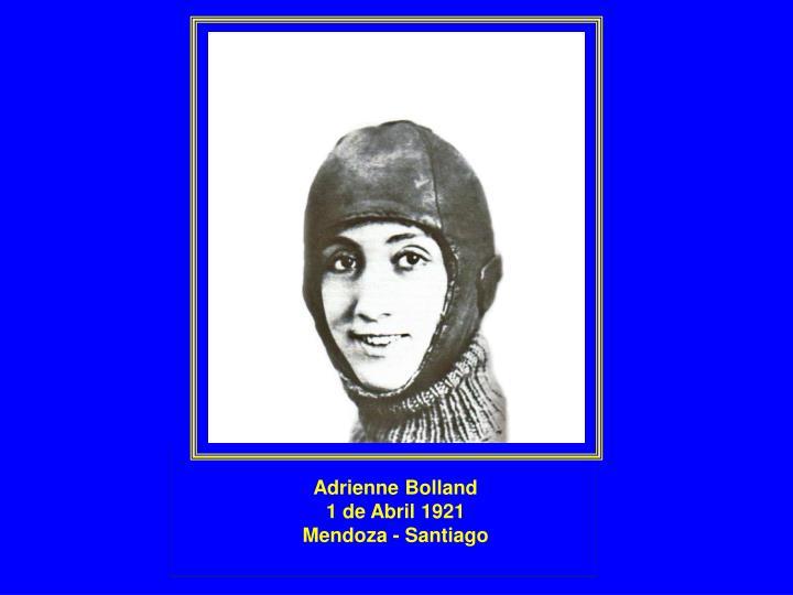 Adrienne Bolland