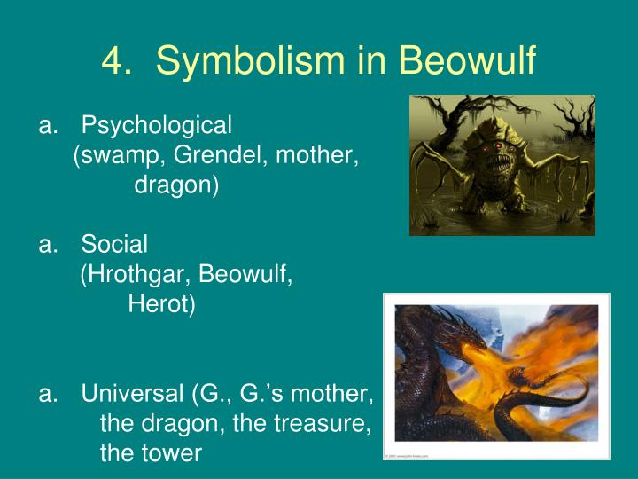4.  Symbolism in Beowulf