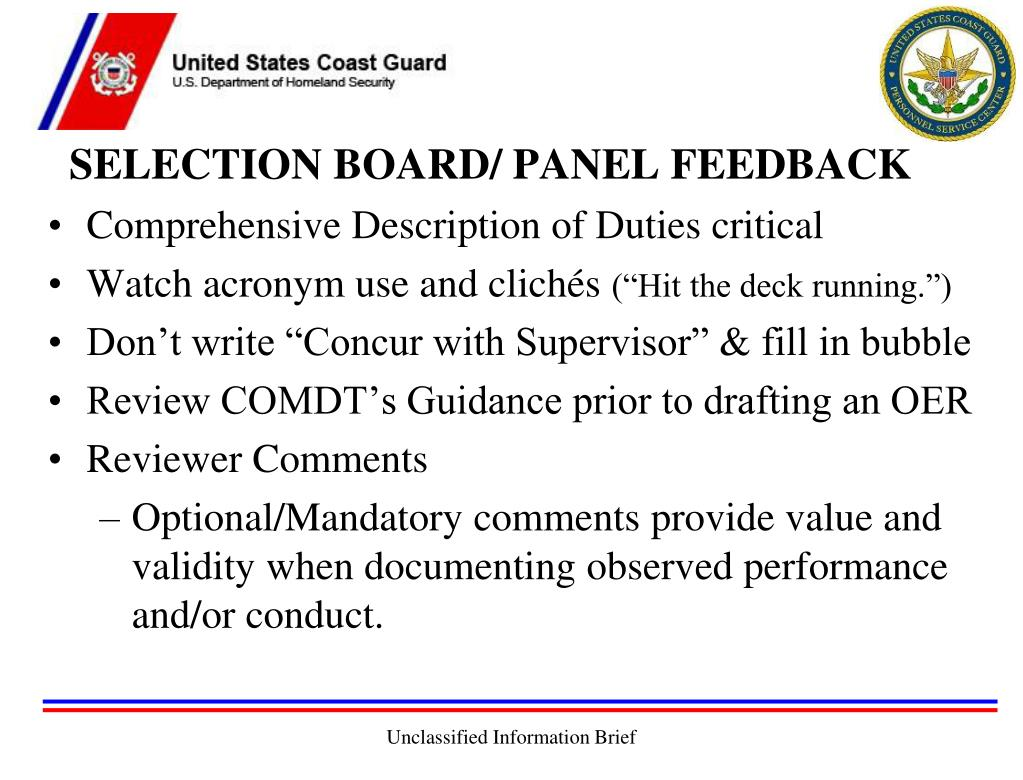 PPT - Officer Evaluation System PowerPoint Presentation - ID