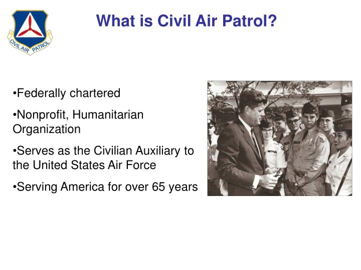 What is Civil Air Patrol?