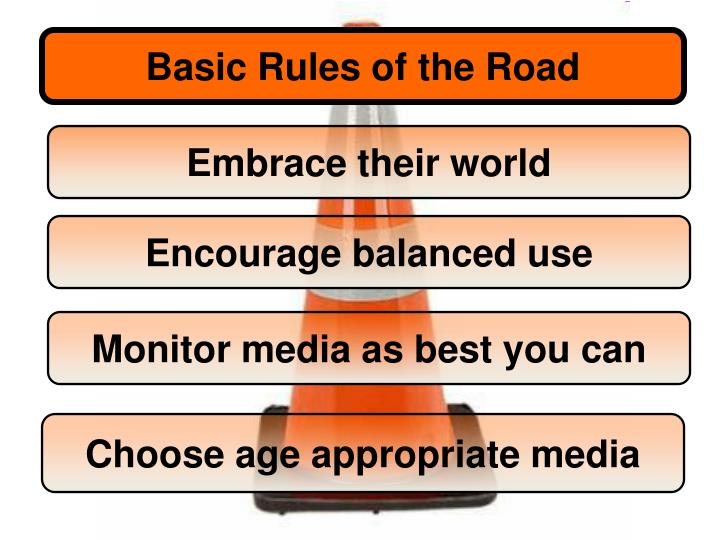 Basic Rules of the Road