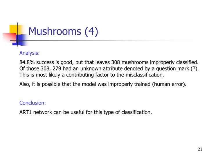 Mushrooms (4)