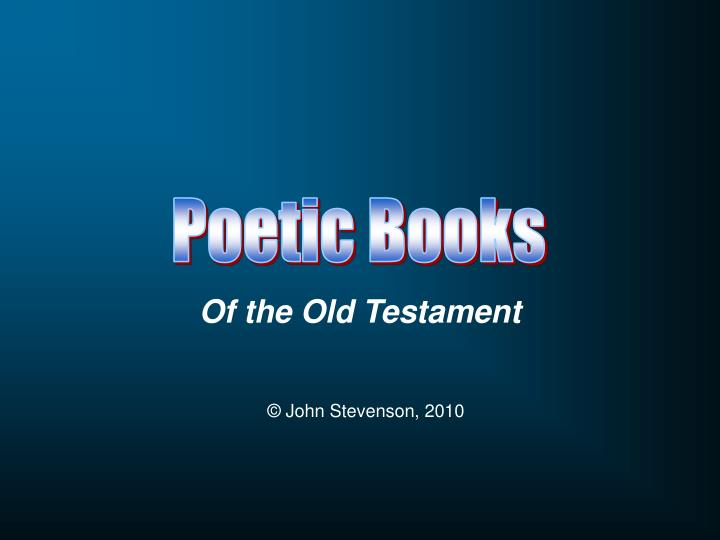 of the old testament n.
