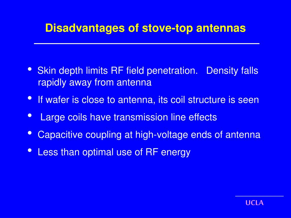 PPT - Types of RF plasma sources PowerPoint Presentation - ID:1024107