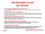 ten reasons to use jet virtual
