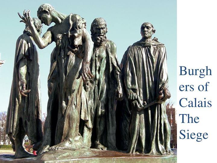 Burghers of Calais