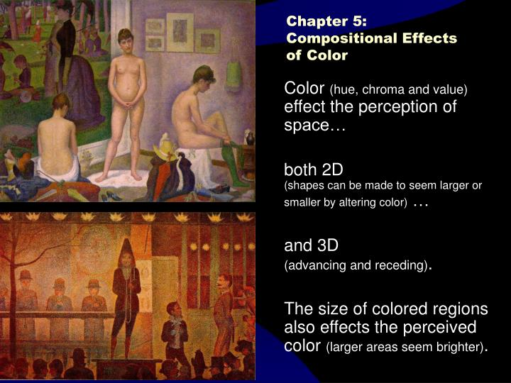 chapter 5 compositional effects of color n.