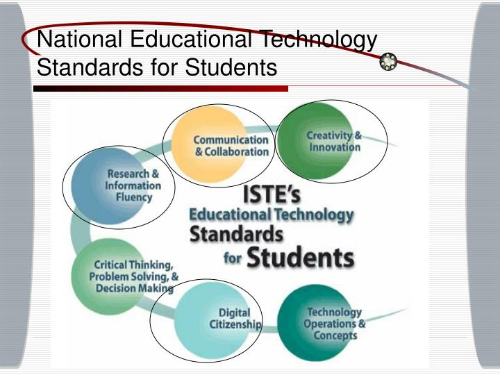 national education technology standards for teachers and administrators essay The role of technology in the teaching and learning aspect of the economy is rapidly becoming the most important and widely discussed issues in modern contemporary education policy (rosen and thierer, 2000) nigerians' vision 2020 policy was formulated to ensure the transformation of nigeria.