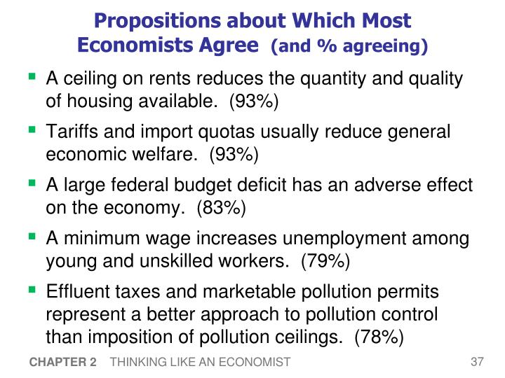 Propositions about Which Most