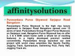 a ffinitysolutions