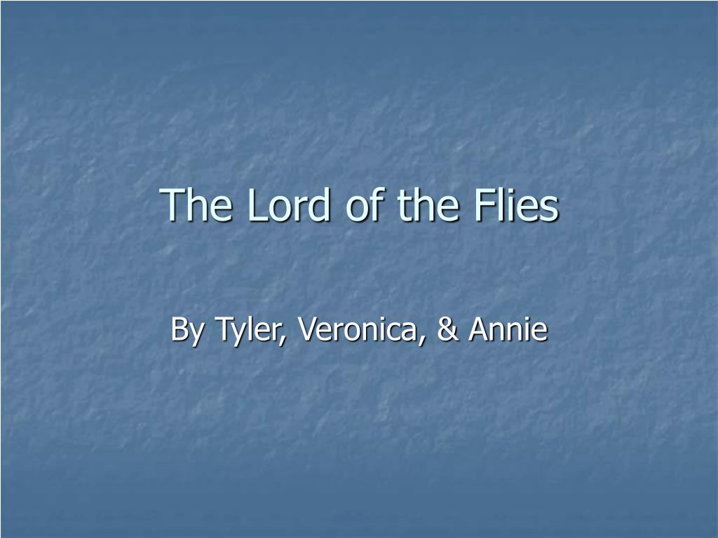 the lord of the flies l.