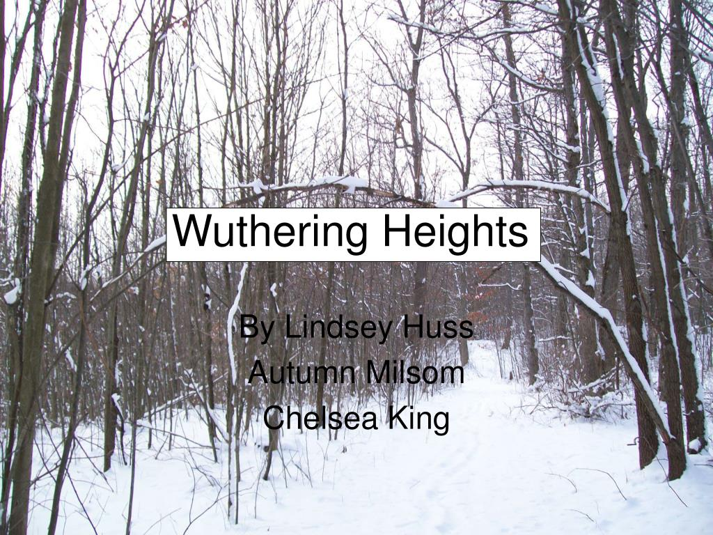 wuthering heights l.
