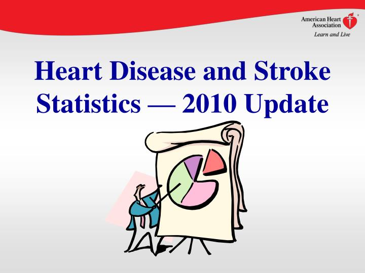 Heart Disease and Stroke Statistics