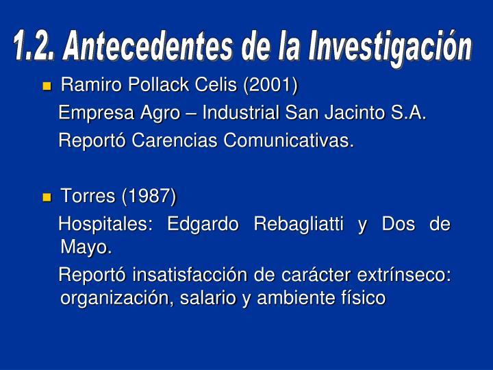 Ramiro Pollack Celis (2001)