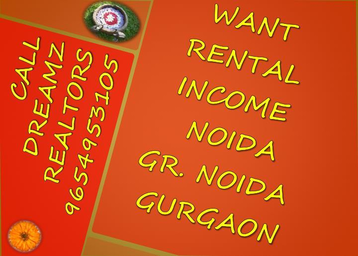 Call dreamz realtors 9654953105