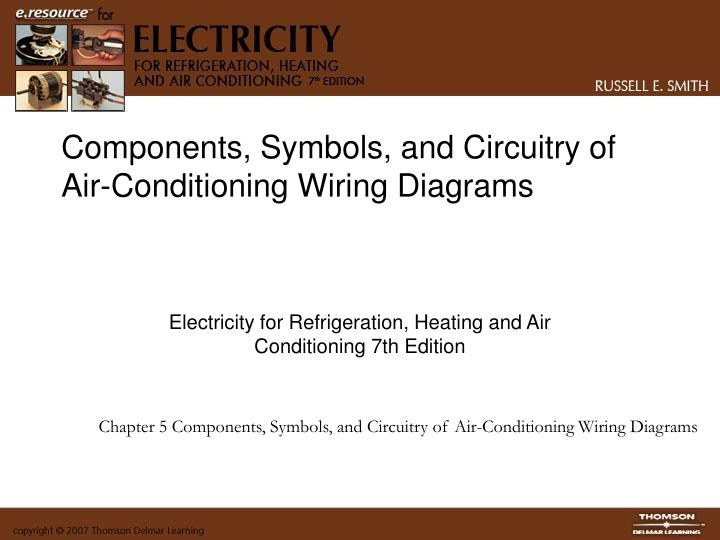 components symbols and circuitry of air conditioning wiring diagrams n.