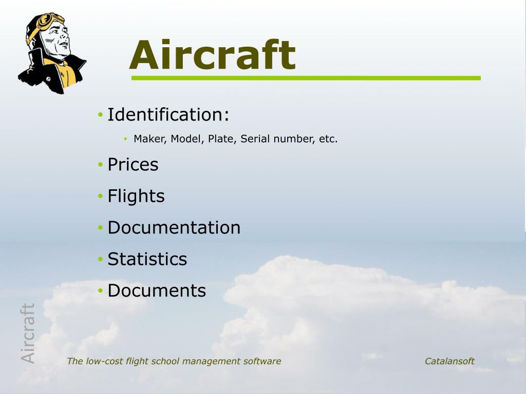 PPT - Flight School PowerPoint Presentation - ID:1029613