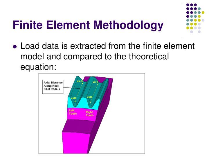 Finite Element Methodology