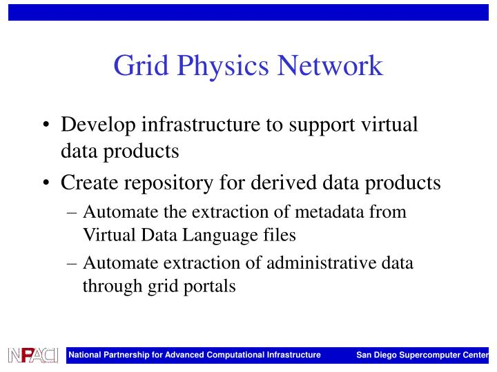 Grid Physics Network