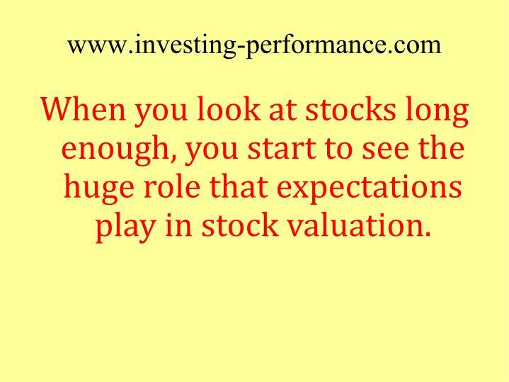 Www investing performance com