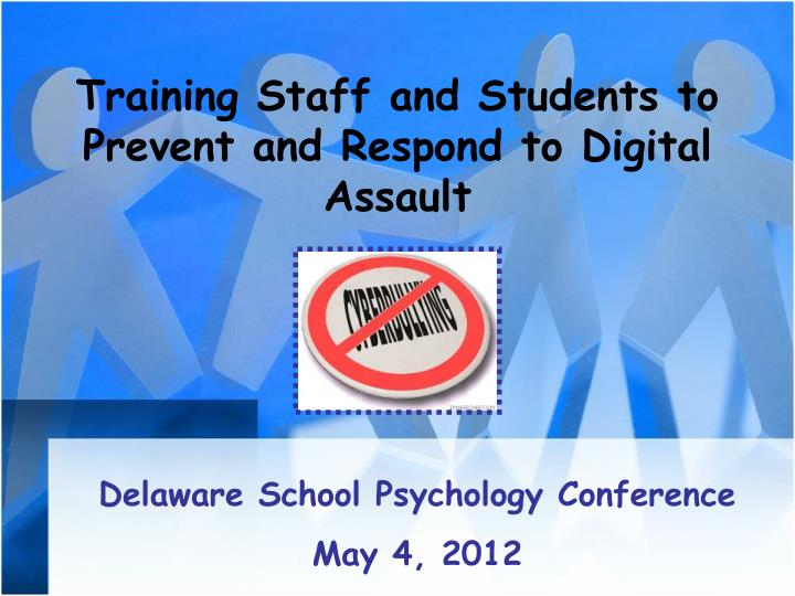 training staff and students to prevent and respond to digital assault n.