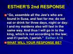 esther s 2nd response1