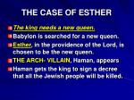 the case of esther1