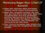 merancang bagan akun chart of account