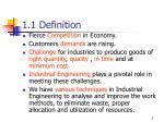1 1 definition