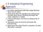 1 5 industrial engineering approach1