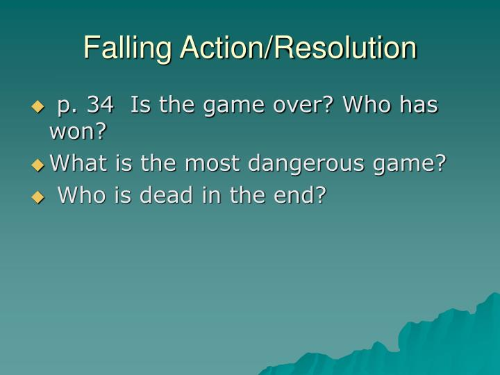 Falling Action/Resolution
