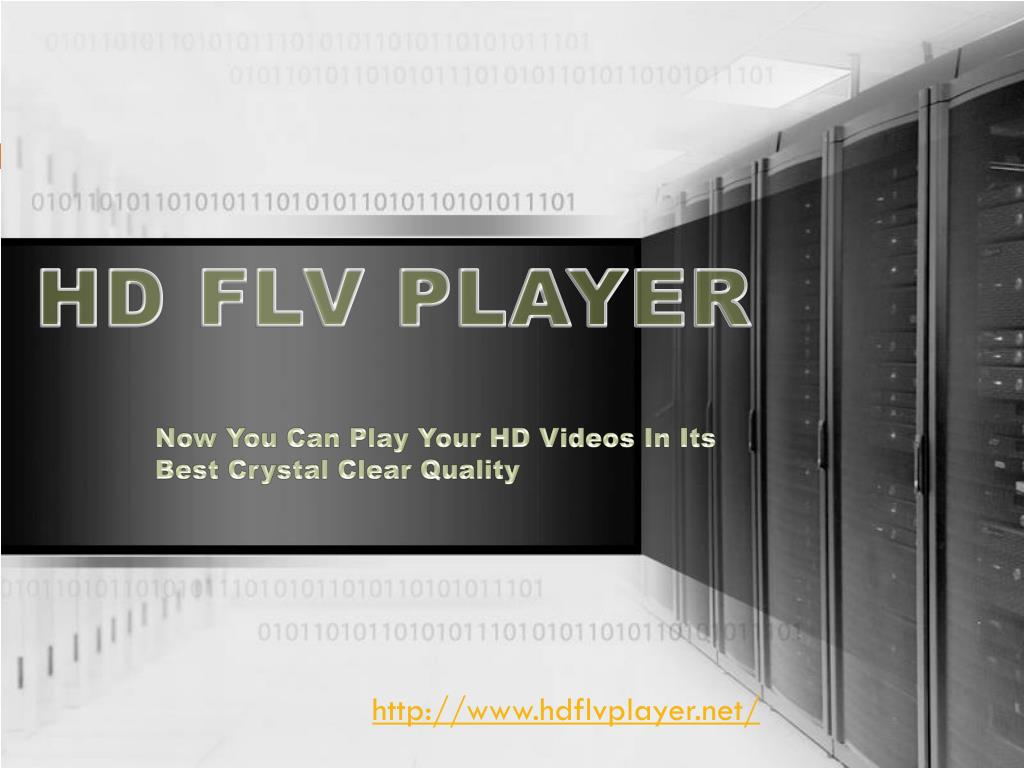 HD FLV PLAYER