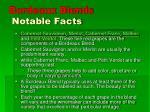 bordeaux blends notable facts