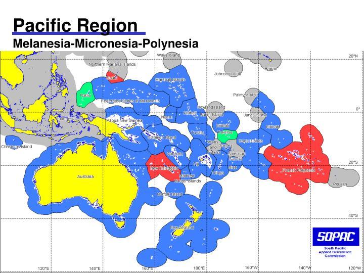 Pacific Region