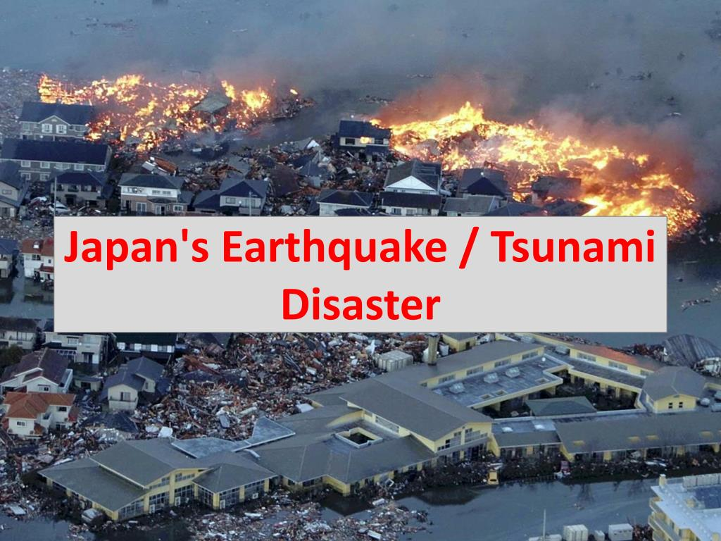 japan s earthquake tsunami disaster l.