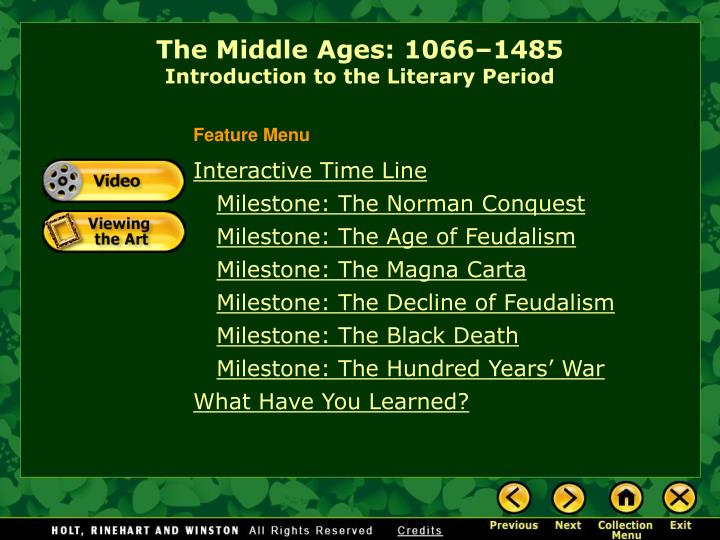 the middle ages from 1066 to Part 1: the middle ages vegetarianism was known in mediaeval england, particularly in the monasteries: this was the period in which monasticism flourished most usefully and profitably in england, many monasteries were seats of learning and centres of art.